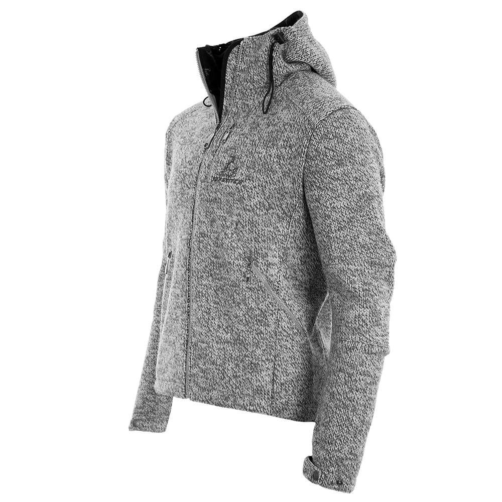 jakke i uld